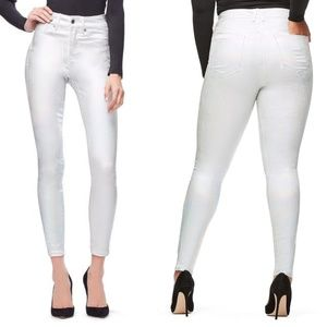 Good American Super Stretch High Waisted Jeans
